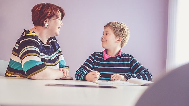 Kinder- und Jugendlichentherapie