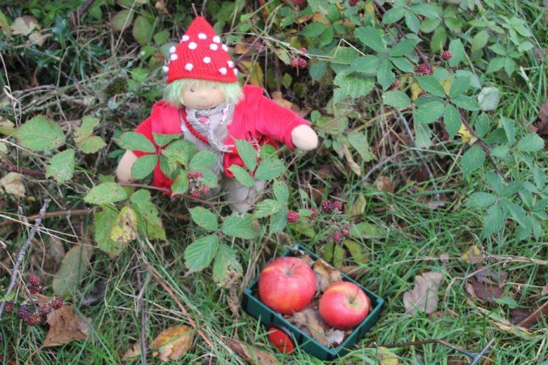 Aggi und Äpfel